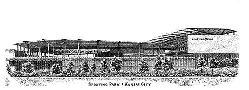 Sporting Park, Print
