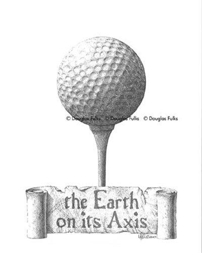Golf, Print