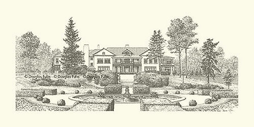 Longview Mansion, Print