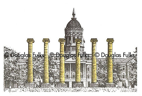 MU Columns, Print