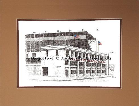 Municipal Stadium, Matted