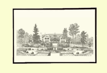 Longview Mansion, Matted