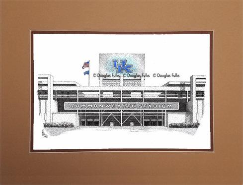 Commonwealth Stadium, Matted
