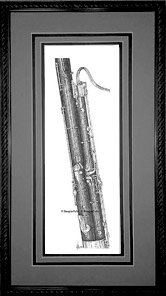 Bassoon, Framed
