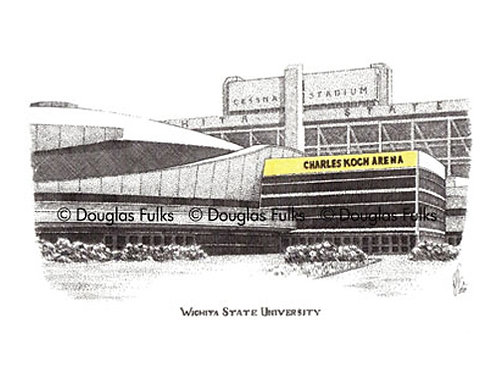 Koch Arena, Print
