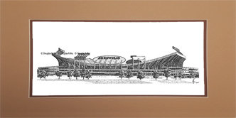 Arrowhead Stadium, Matted