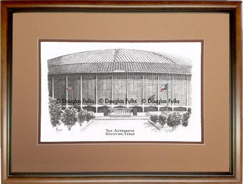 Astrodome, Framed