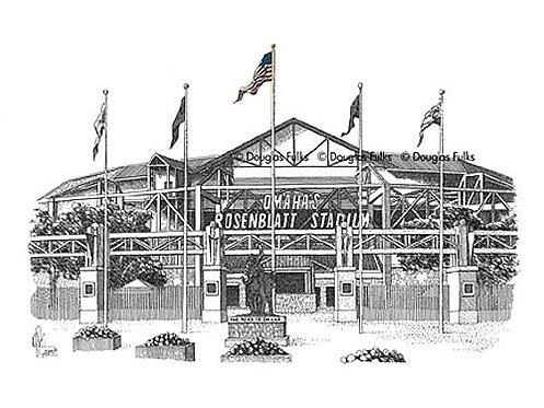Rosenblatt Stadium, Print