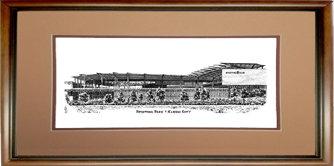 Sporting Park, Framed
