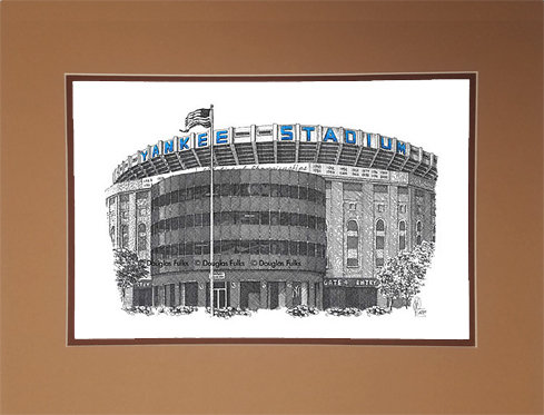 Yankee Stadium, Matted