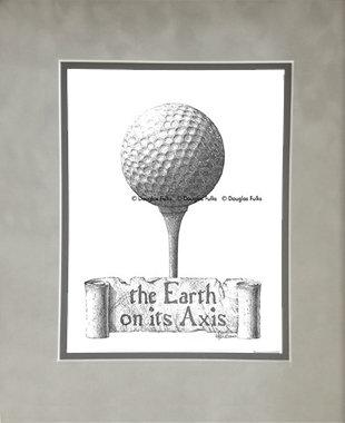 Golf, Matted