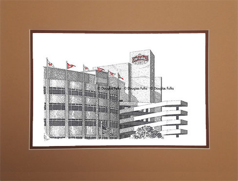 Camp Randall Stadium, Matted