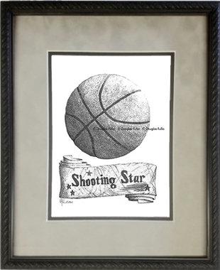 Basketball, Framed