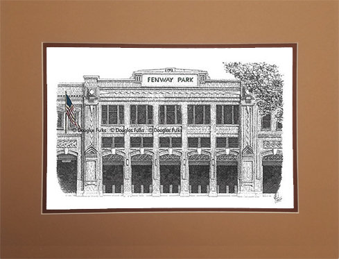 Fenway Park, Matted