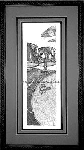 Gretsch Drums, Framed