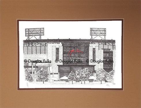 US Cellular Field, Matted