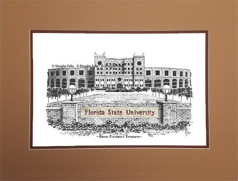Doak Campbell Stadium, Matted