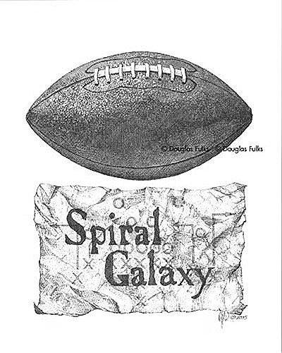 Football, Print