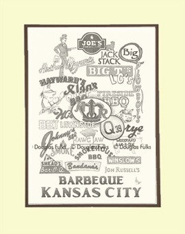 Kansas City, Barbeque KC Matted