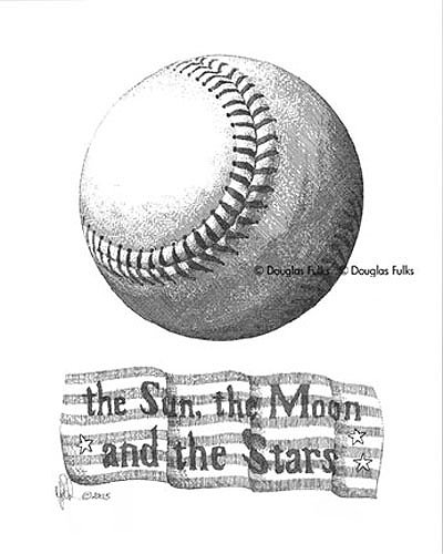 Baseball, Print
