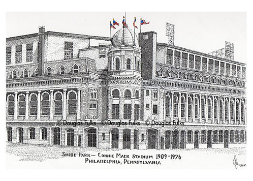 Connie Mack Stadium, Print