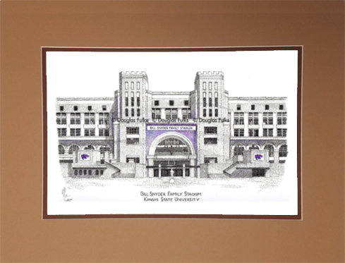 Bill Snyder Family Stadium (new), Matted