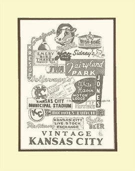 Kansas City, Vintage KC Matted