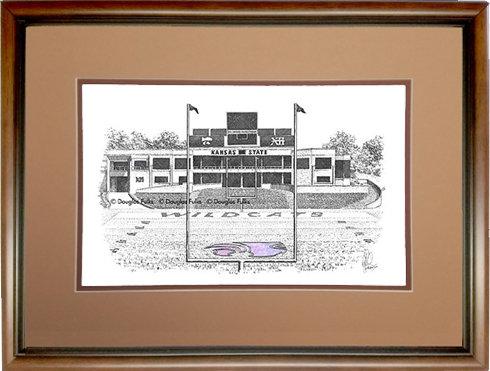 Bill Snyder Family Stadium, Framed