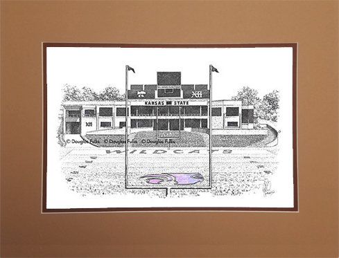 Bill Snyder Family Stadium, Matted