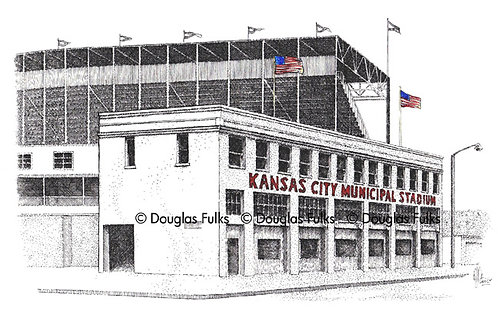 Municipal Stadium, Print