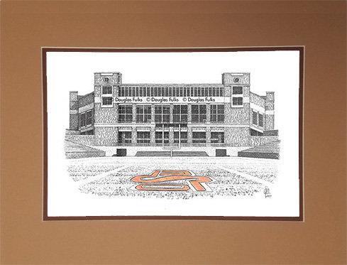 Boone Pickens Stadium - Field, Matted