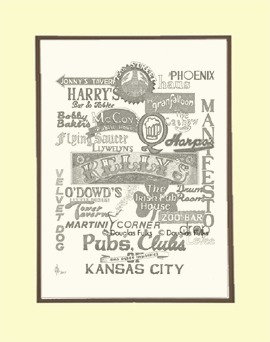 Kansas City Pubs and Clubs, Matted