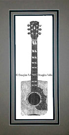 Gibson Songwriter, Matted