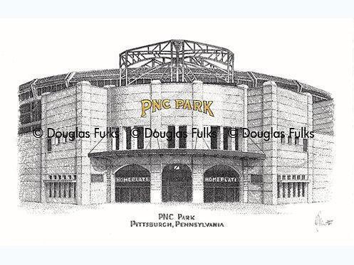 PNC Park, Print