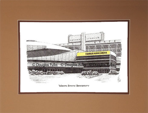 Koch Arena, Matted