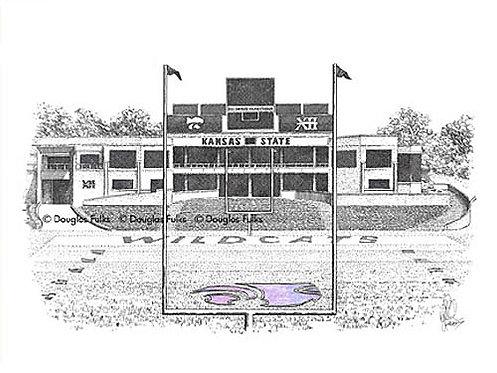 Bill Snyder Family Stadium, Print