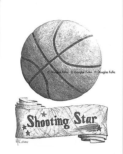 Basketball, Print