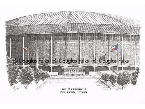 Astrodome, Print