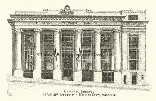 Central Library, Print