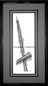 Dos Oboes, Framed