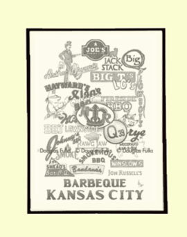 Barbeque Kansas City, Matted