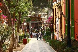 Visiter et à voir Barranco à Lima