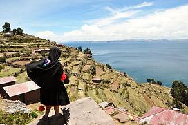 Ile de Taquile Lac Titicaca voyage et découverte