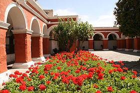 Viste d'Arequipa, à voir et à faire