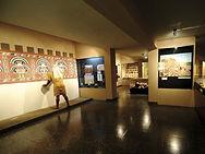 Musée Archéologique National Bruning, à faire à Chiclayo Lambeyeque, au Pérou