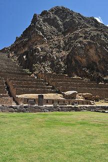 Visite d'Ollantaytambo dans la Vallée Sacrée