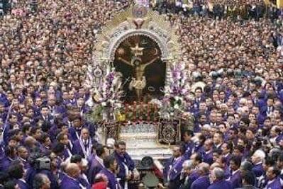 Vacances au Pérou Sanctuaire et Monastère des Nazarenas de Lima