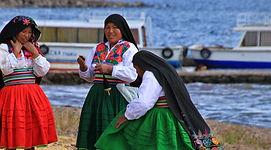 Agence de voyage locale Lac Titicaca ile d'Amantani