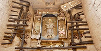 Musée National Tumbas Reales de Sipán, visite de Chiclayo Lambeyeque au Pérou
