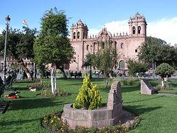 découverte à voir à Cusco la Plaza de Armas